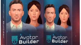 AvatarBuilder Template Hub