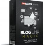 Blog Link Magic Review