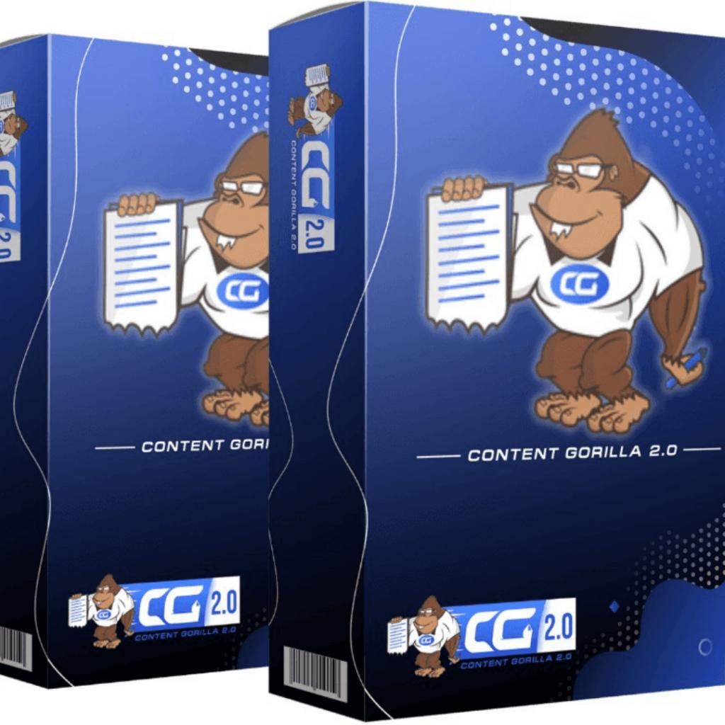 Content Gorilla 2.0 Features