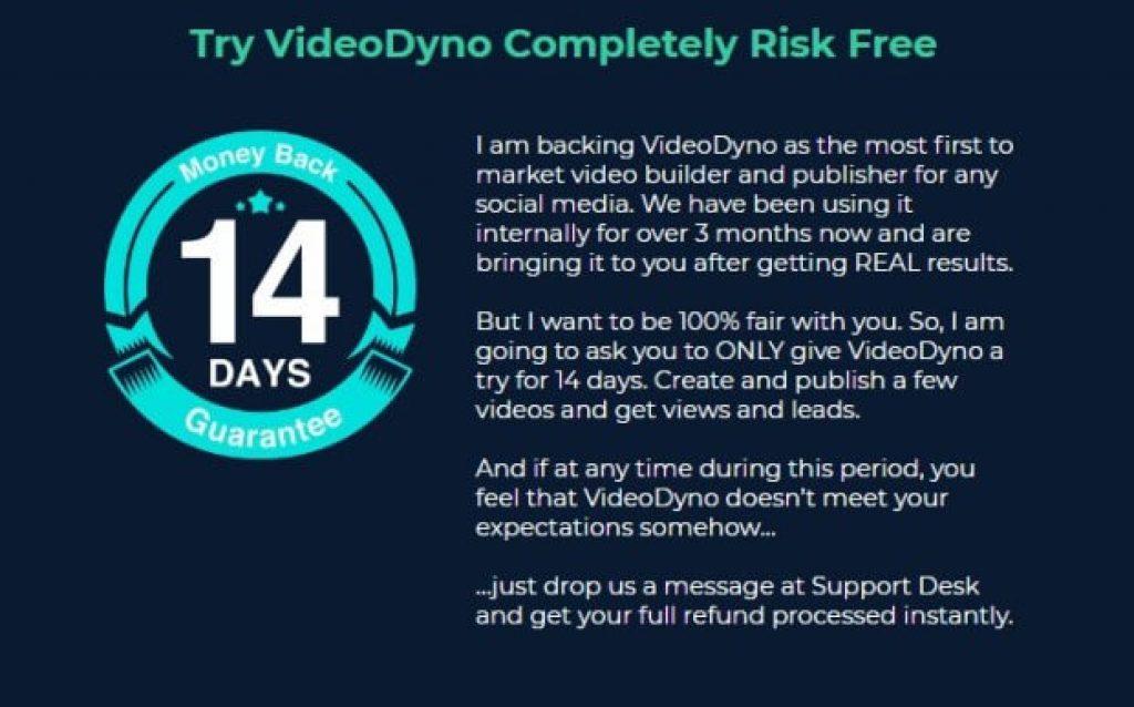 VideoDyno Price And Evaluation