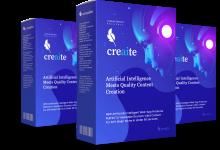 Creaite Agency 50 offer box