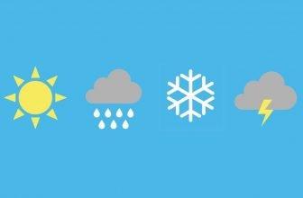 Free weather information websites
