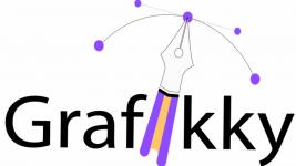 Grafikky Commercial Logo
