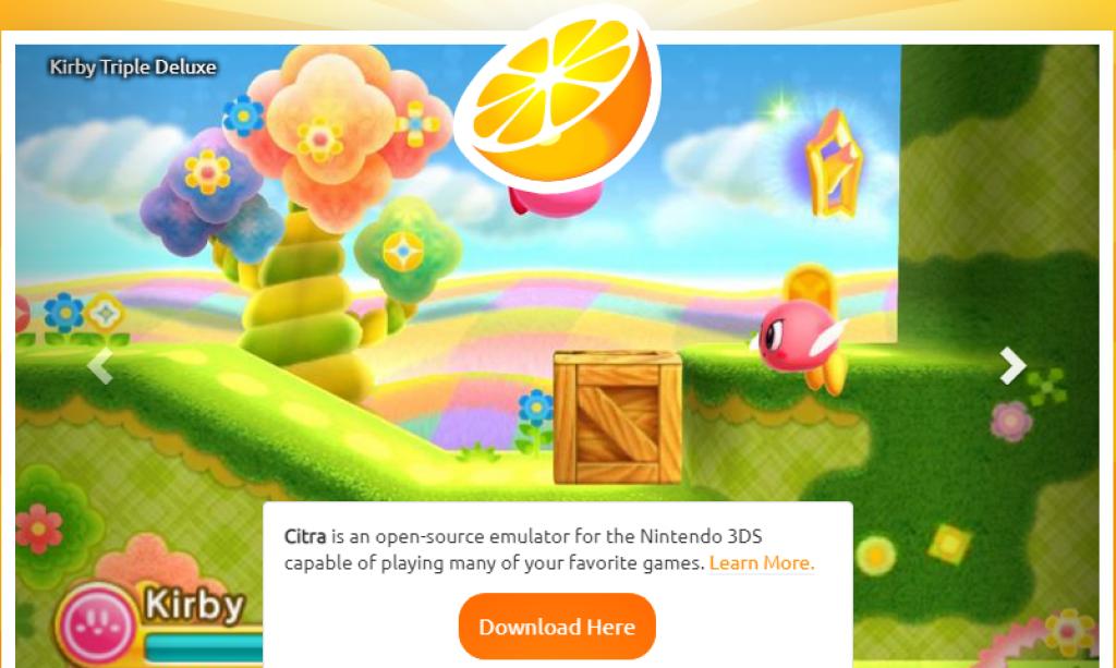 Nintendo 3D Emulator