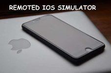 Remoted iOS Stimulator logo