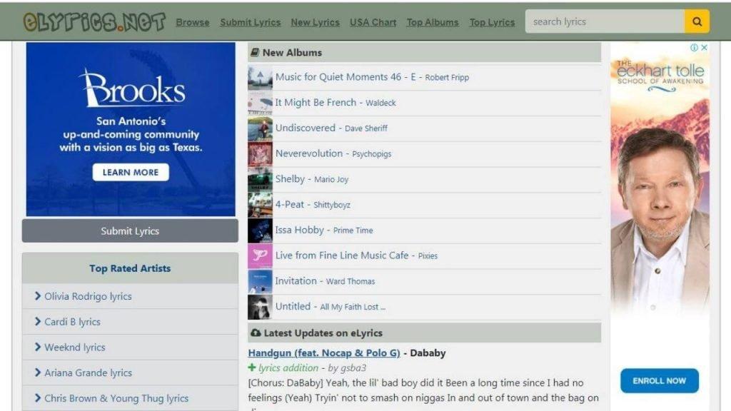 eLyrics.net