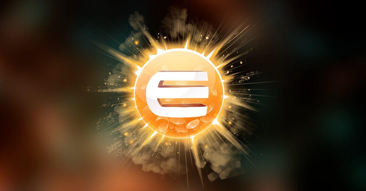 Coin ENJ