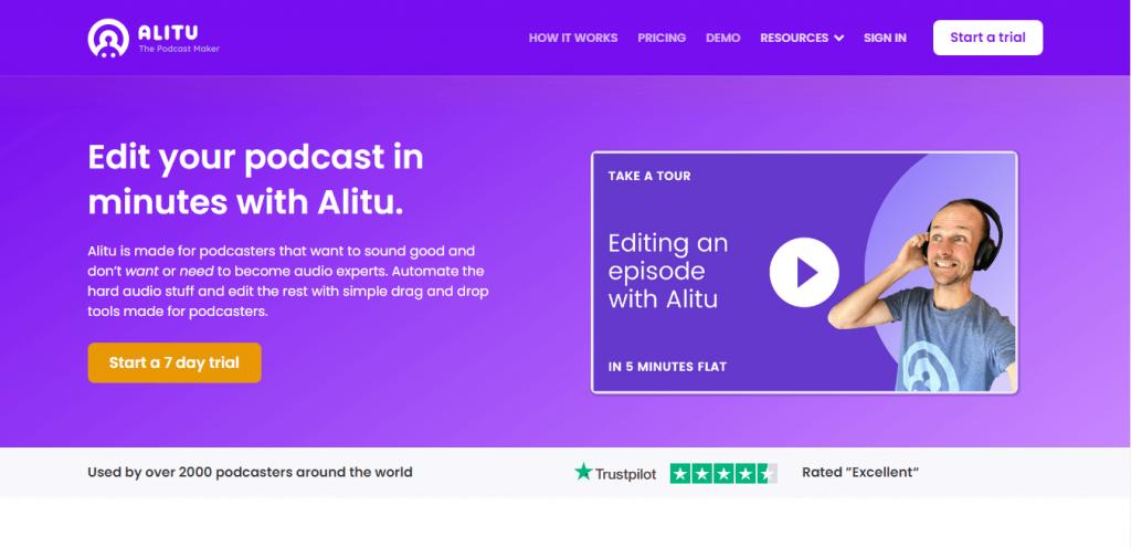 Alitu Interview Software