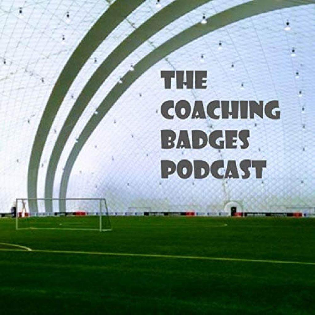Coaching podcast badges