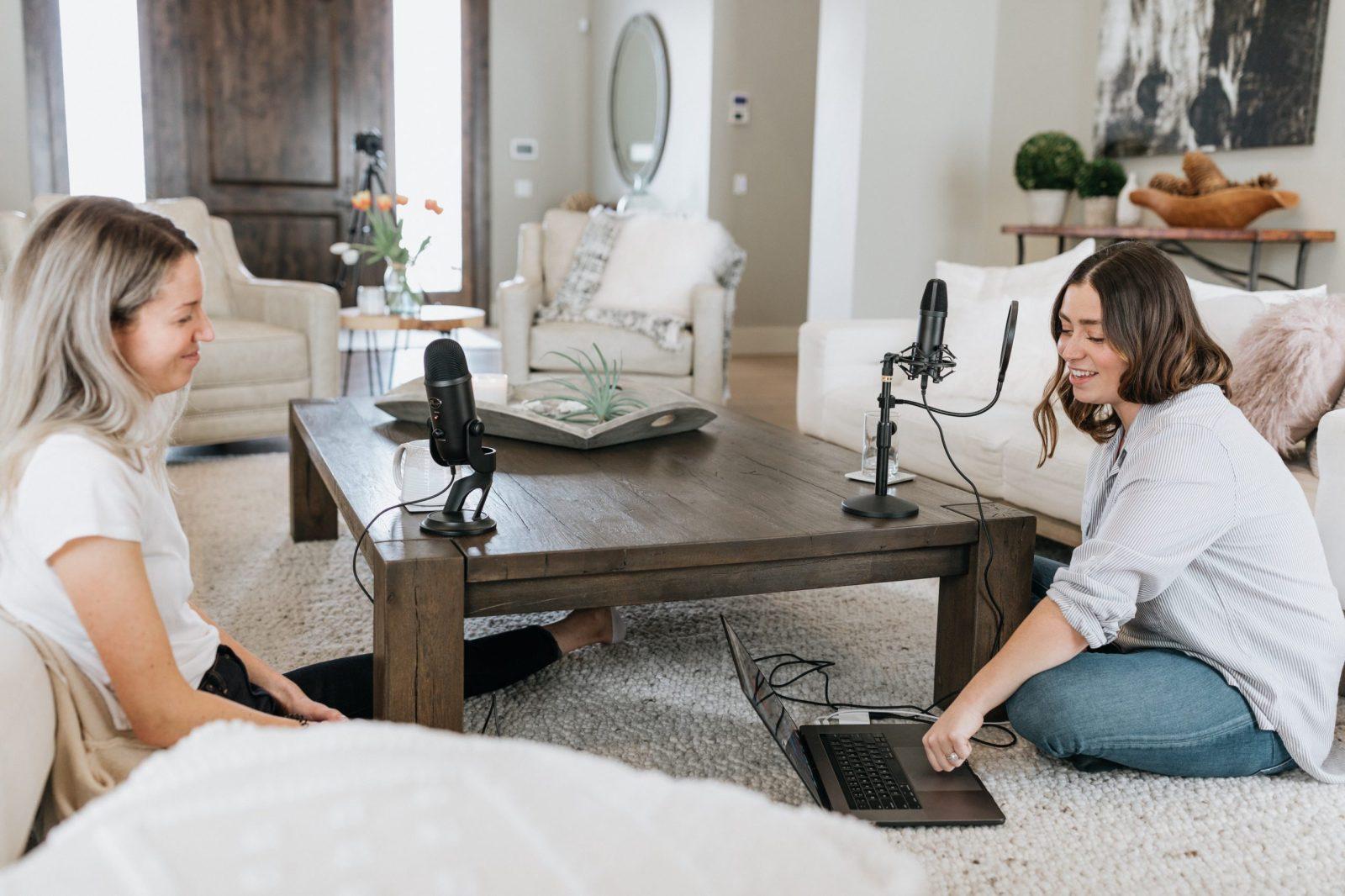 Conversational Podcast Formats