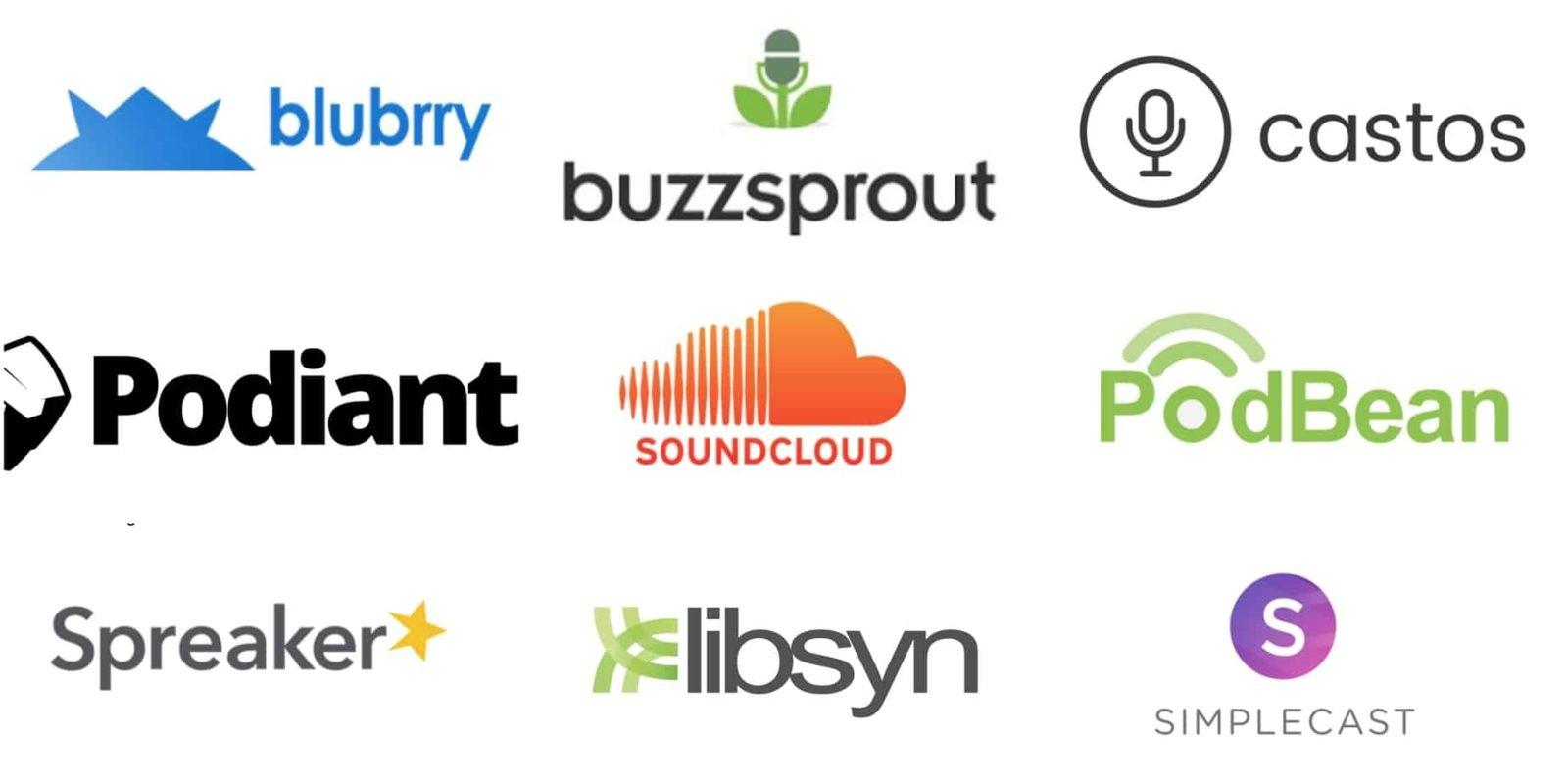 Free podcast hosting platforms