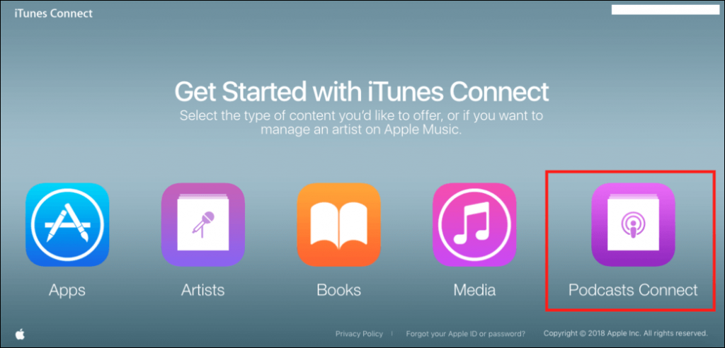 How to upload a podcast to iTunes