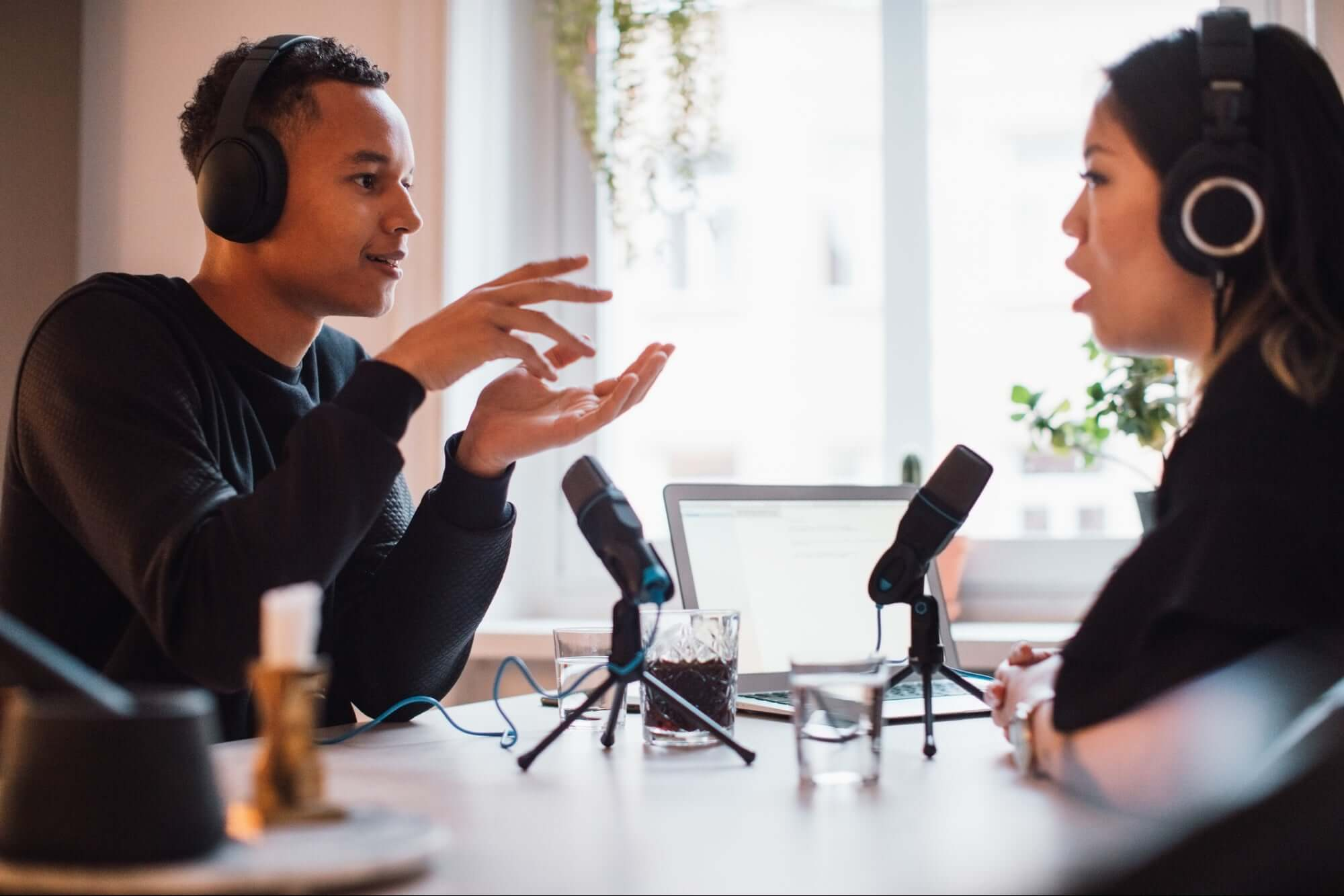Interview Podcast Format