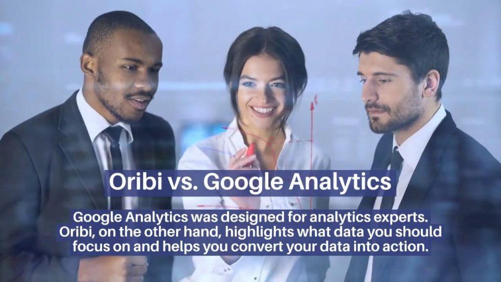 Oribi VS Google Analytics