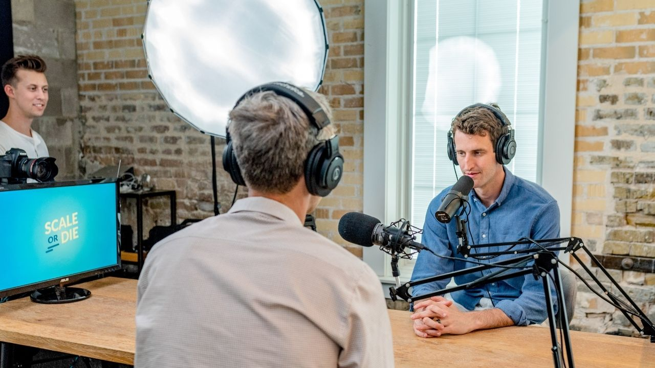 Podcast Interview Software