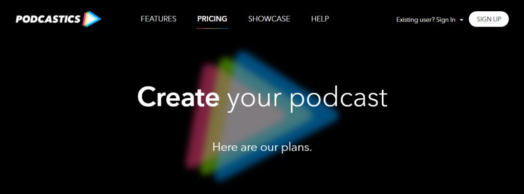 Podcastics Podcast Hosting
