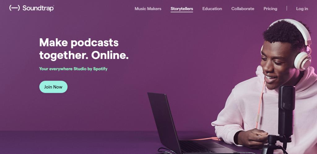 Soundtrap Interview Software