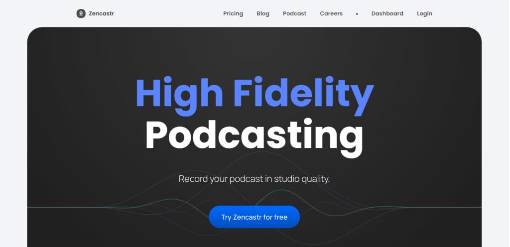 Zencastr Podcast Interview