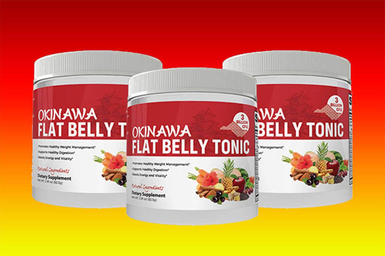 Okinawa flat belly tonic reviews