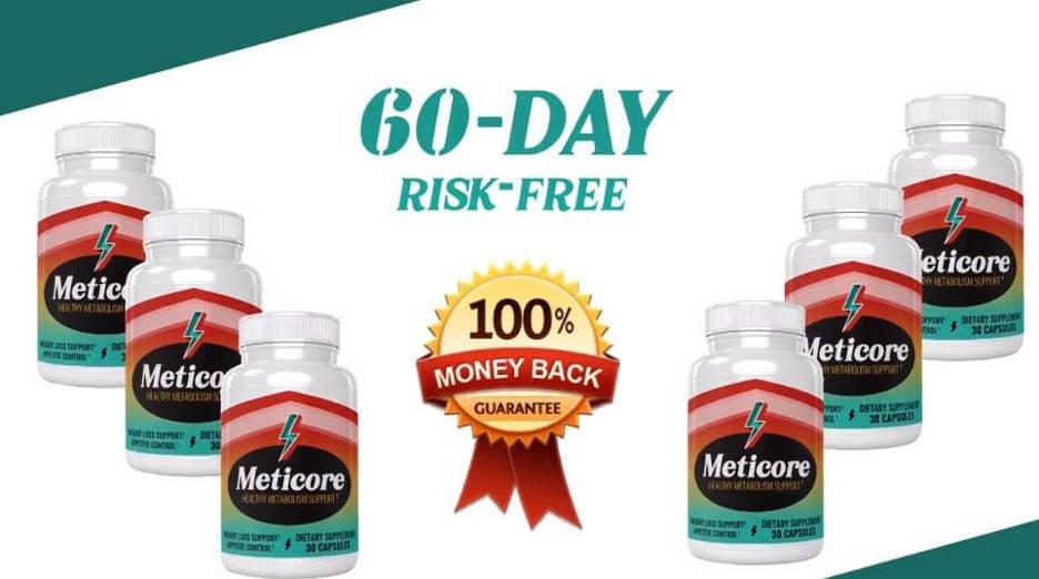 meticore money back guarantee