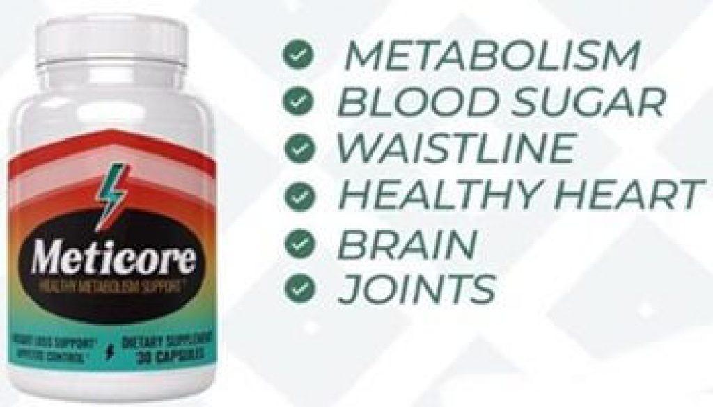 meticore weight loss pills