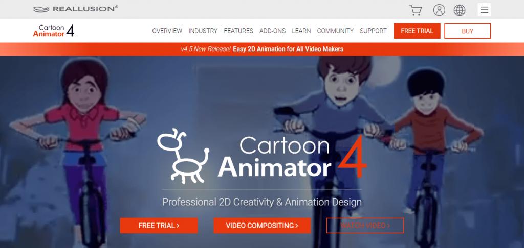 Cartoon Animator