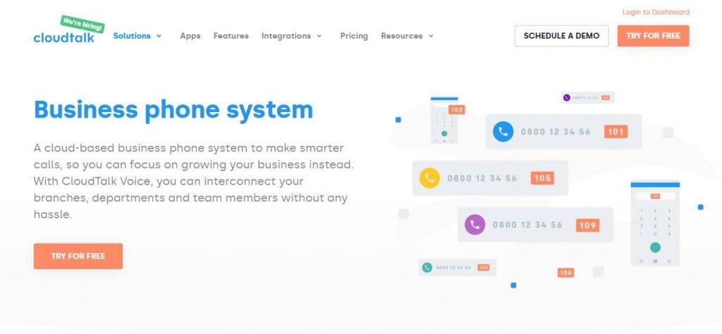 CloudTalk VOIP Service Provider
