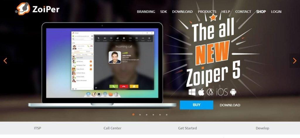 Zoiper VOIP Service Provider