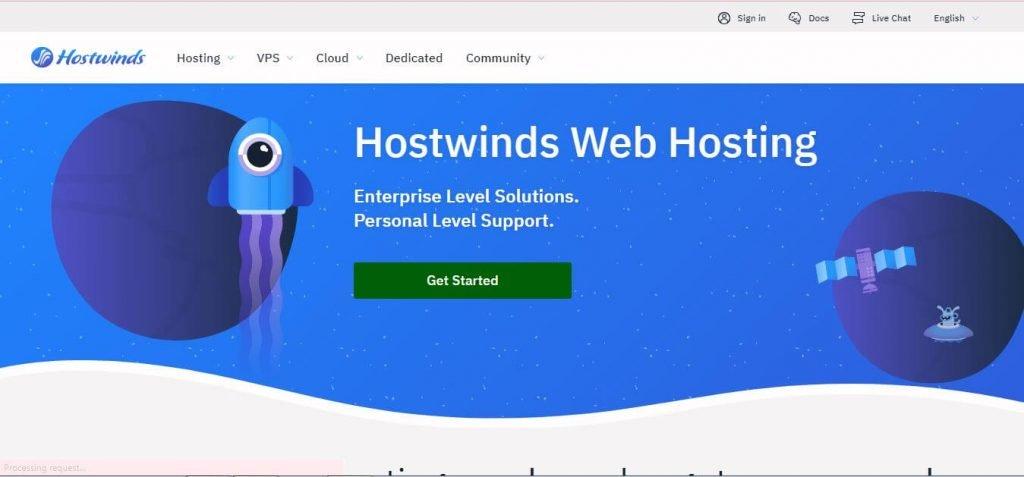 Hostwinds Hosting