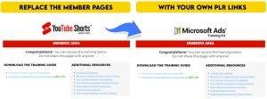 PLR Wealth member-pages