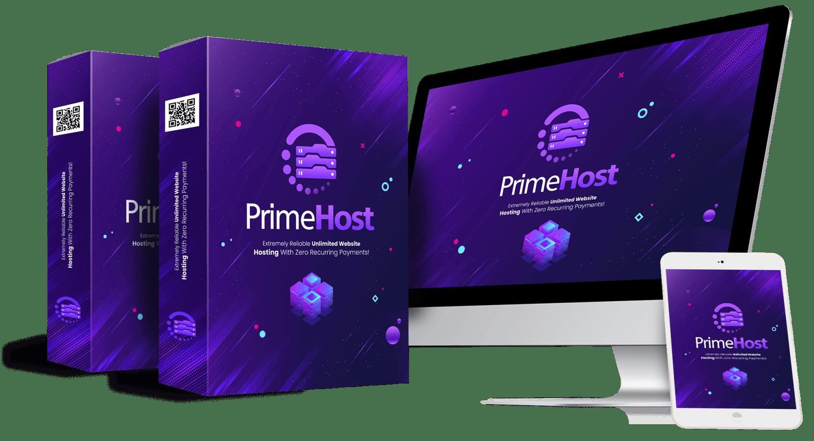 PrimeHost Review