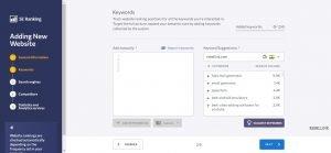 SE-Ranking Keyword